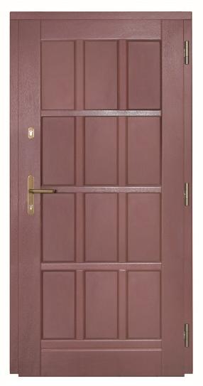 Eingangstüren HOLZ Classica