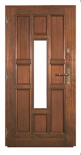 Eingangstüren HOLZ Icon