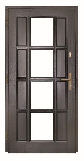 Eingangstüren HOLZ Vertical