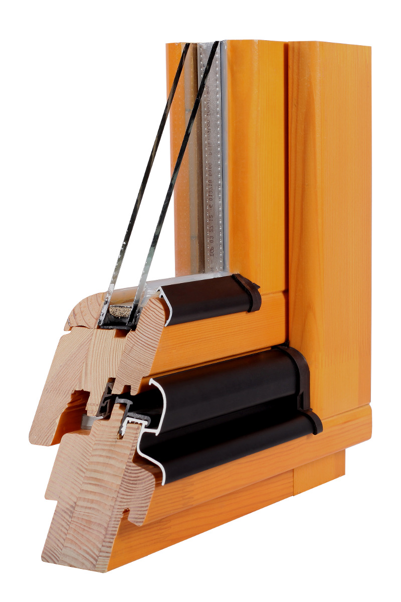 Prestige Fenster - Optima 68