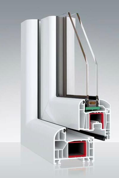 Prestige Fenster PVC - Ovlo Classic