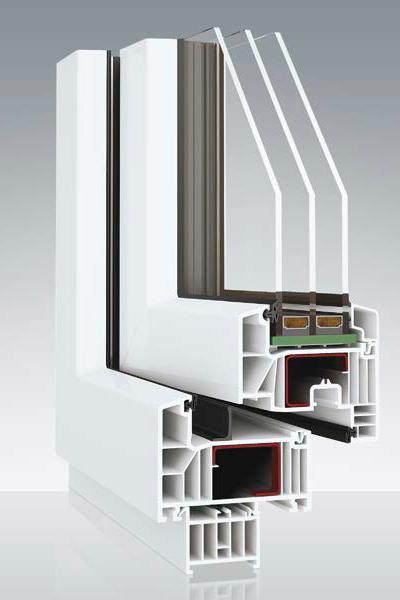 Prestige Fenster PVC - Prime