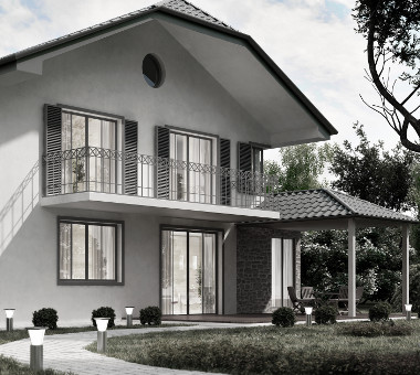 Moderne fensterformen  Holzfenster - Prestige Fenster