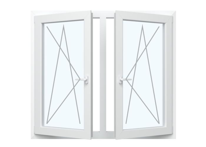 Fenster Dreh Kipp + Dreh Kipp