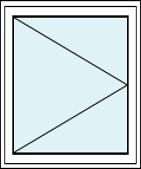 Okno uchylne - Prawo