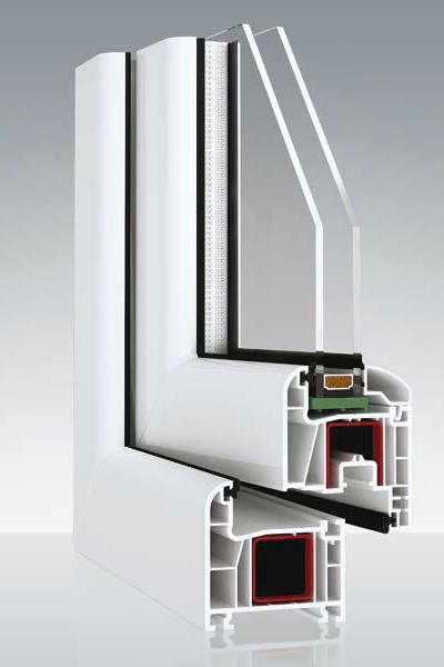 Prestige Fenster PVC - Avantgarde 7000