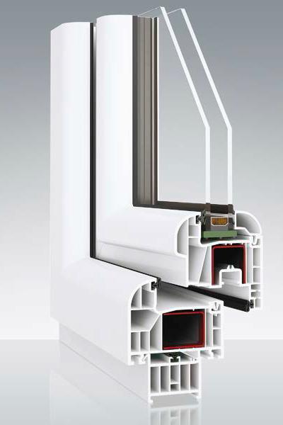 Prestige Fenster PVC - Ovlo