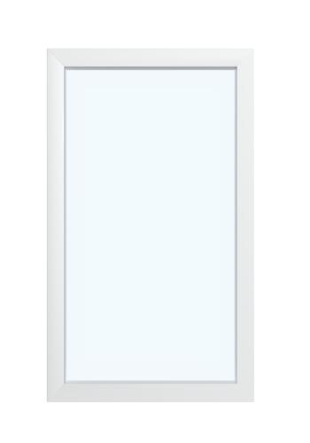 Festverglasung in Rahmen